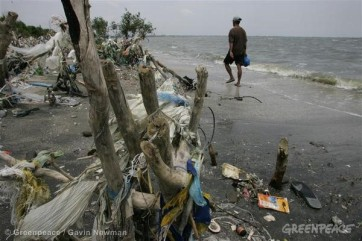 Manila Bay Clean Up - Philippines 2006